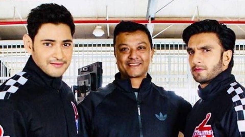 Mahesh Babu,Ranveer Singh,Thumbs Up