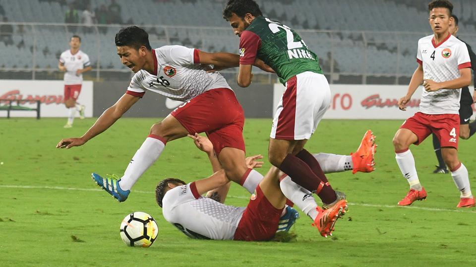 I-League,I-League 2017-18,Mohun Bagan