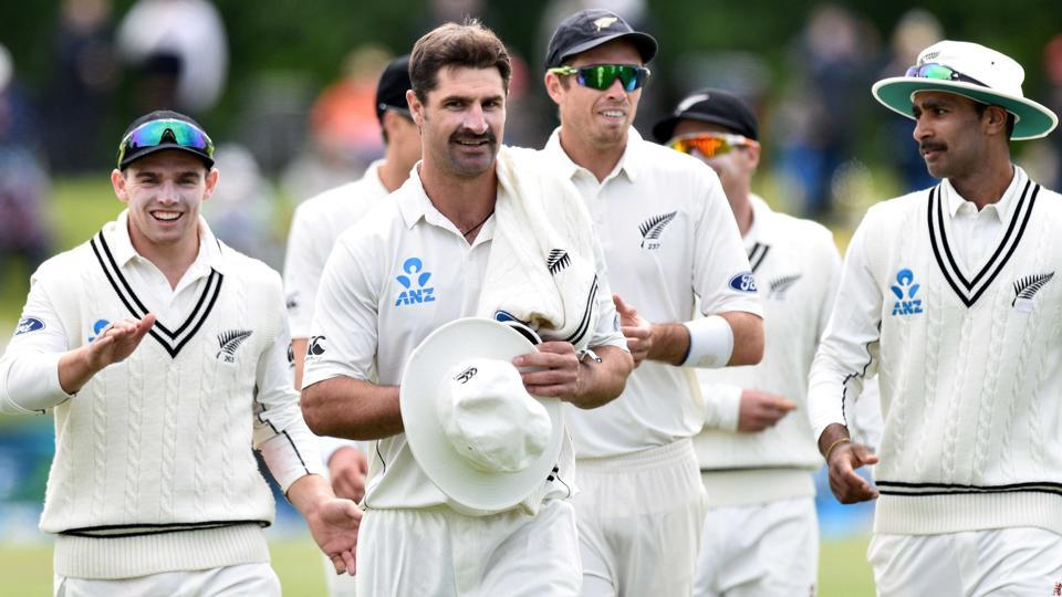 Colin de Grandhomme will miss the three-match ODI series against West Indies due to the death of his father in Zimbabwe.