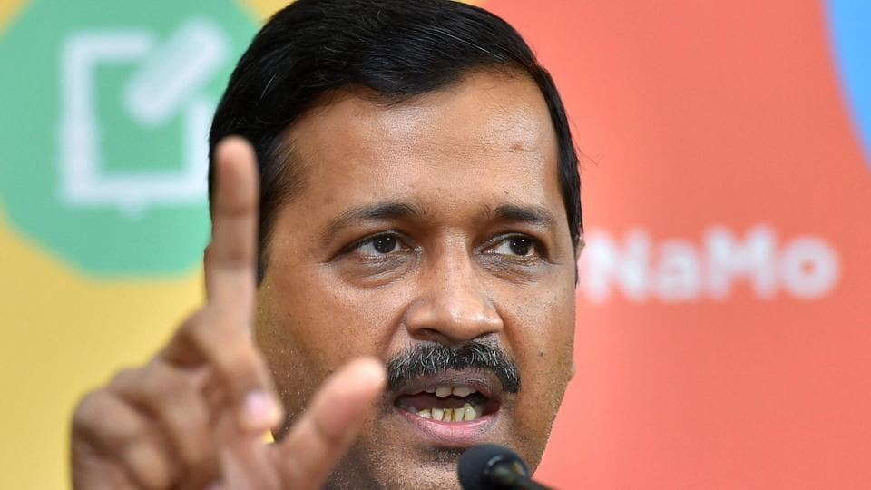 """CM Arvind Kejriwal warns Delhi's private schools of """"strongest action"""" for allegedly harassing parents by arbitrarily increasing fees to comply with the recommendations of the seventh pay commission."""