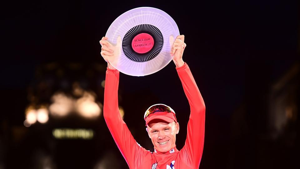 Chris Froome, four-time winner of the Tour de France, has been tested positive for the bronchodilator 'Salbutamol' during the 2017 Tour of Spain that he won, the International Cycling Union (UCI) said in a statement on December 13, 2017.