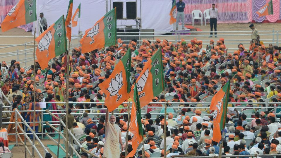 The BJP has ruled Gujarat for 22 years but faced its toughest electoral fight in years as it battled an agrarian crisis, dissatisfied supporters and a buoyed opposition.