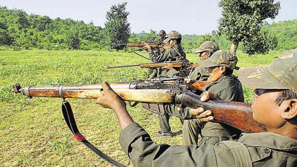 Telangana,Andhra Pradesh,Maoists