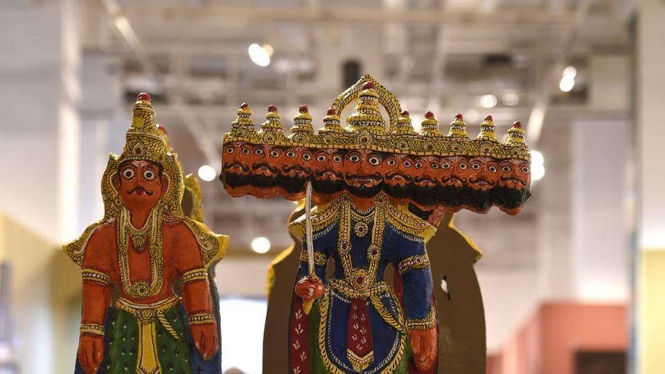 Ramayana,Ramayana tradition,Exhibition on Ramayana