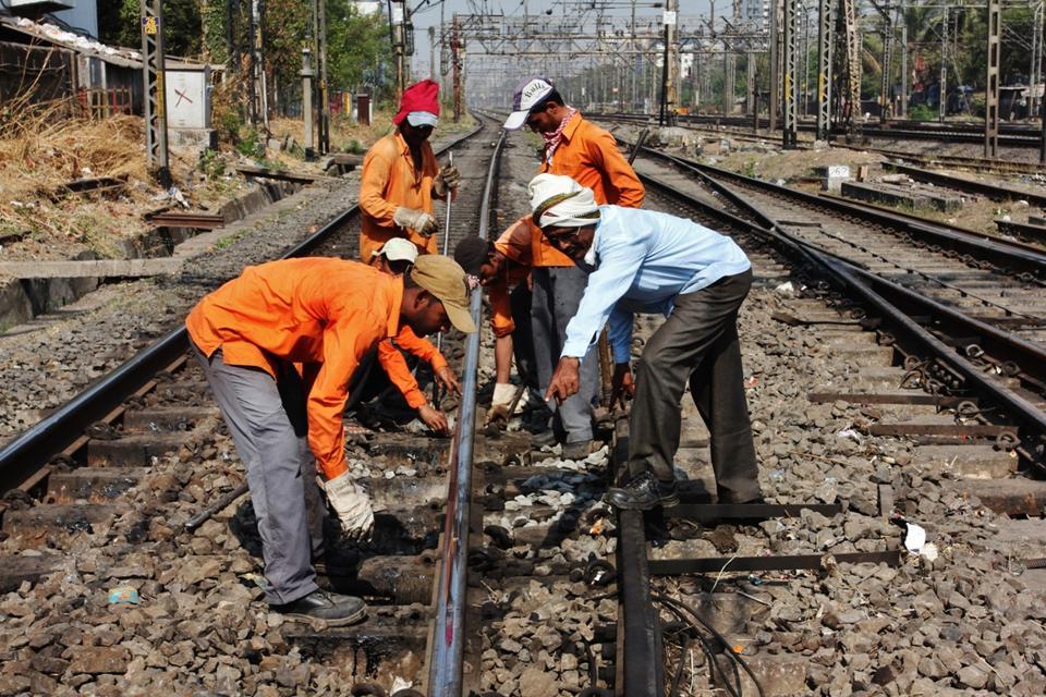 Mumbai,Centrela Railways,Harbour line