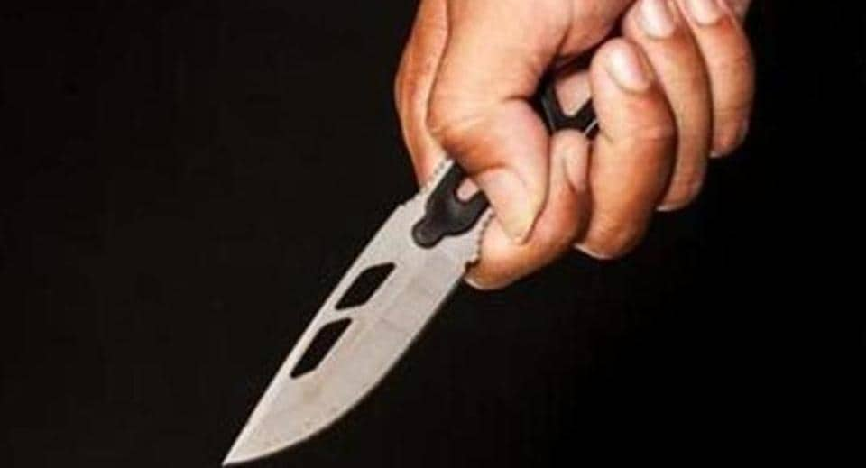 The woman teacher was stabbed to death  when she was returning home after taking her BA part- 2 examination.