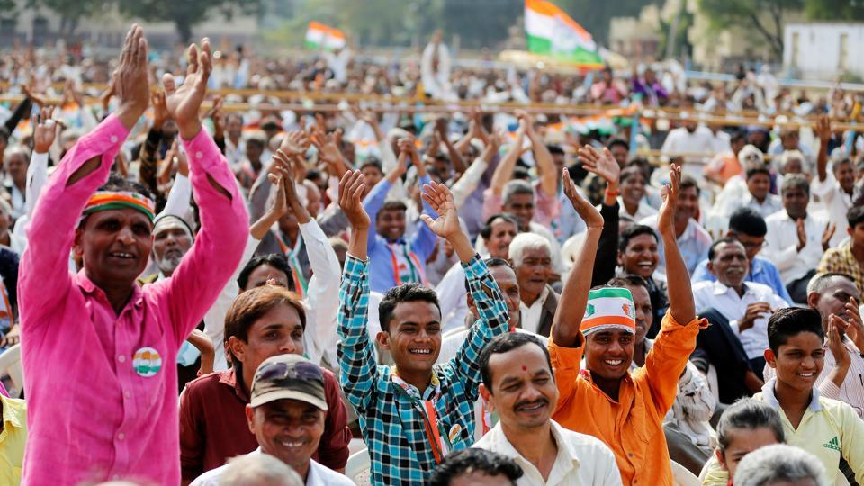 Live: Exit polls predict BJP victory in Gujarat elections