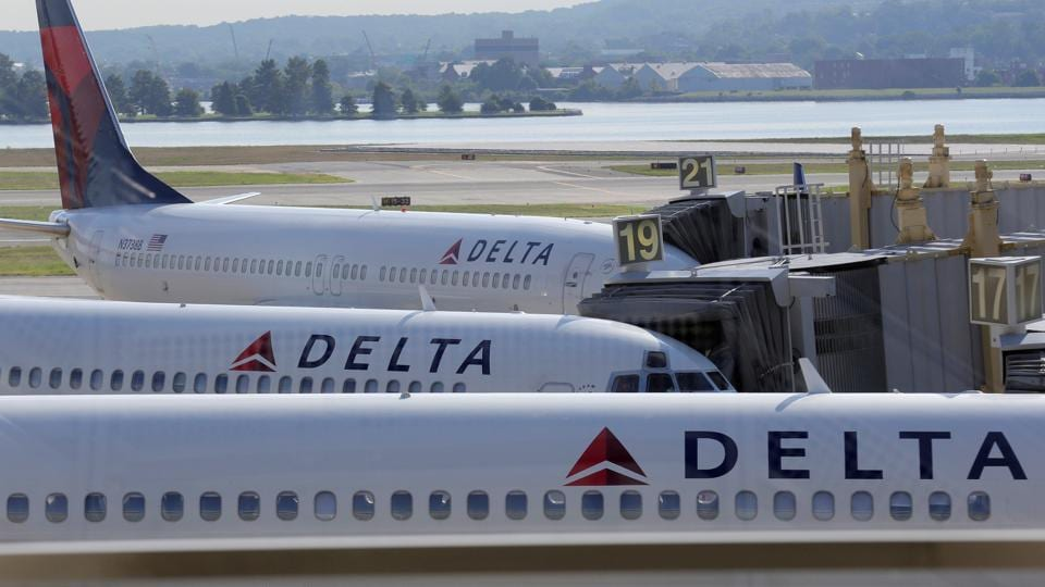 A Delta Airlines flight made an emergency landing in Tokyo.