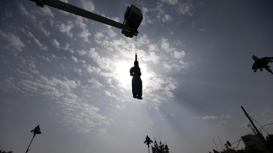 Iraq executes 38 people on terrorism charges