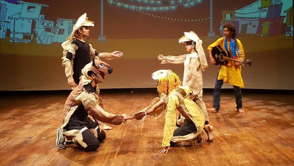 Aabracadabra brings its second play to the city with Tpot productions' 'The Exchange Student'.