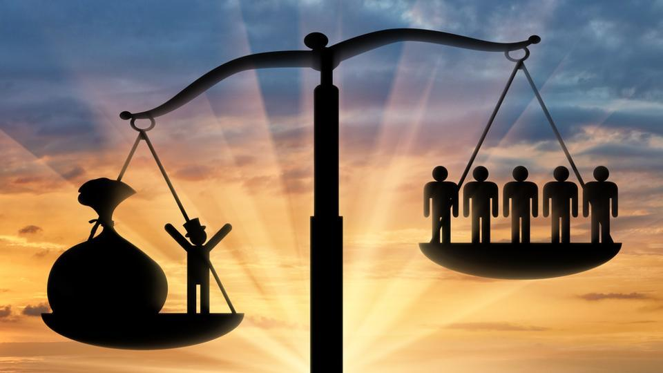 World inequality report,Income inequality,Rich poor divide
