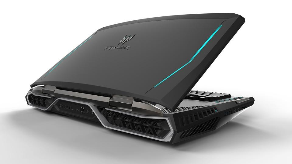 Acer Predator X21 Gaming Laptop With Curved Screen Eye Tracking Tech Launched In India