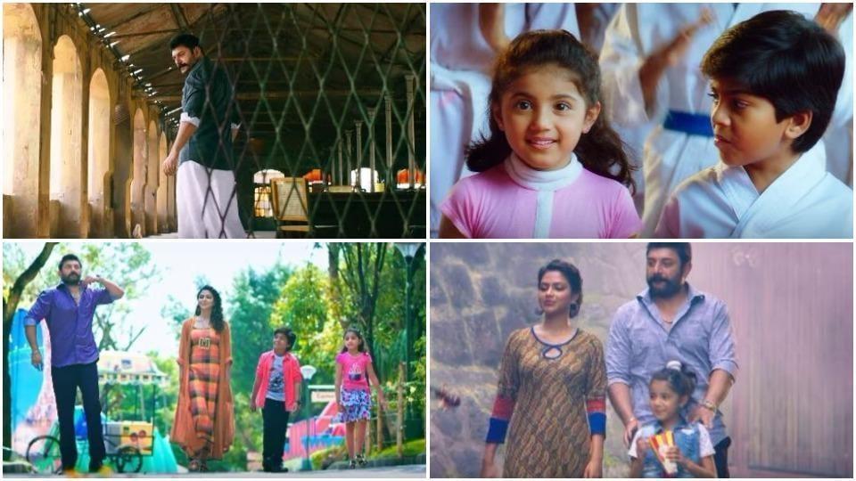 Bhaskar Oru Rascal Trailer Arvind Swami Plays A Single Father Who