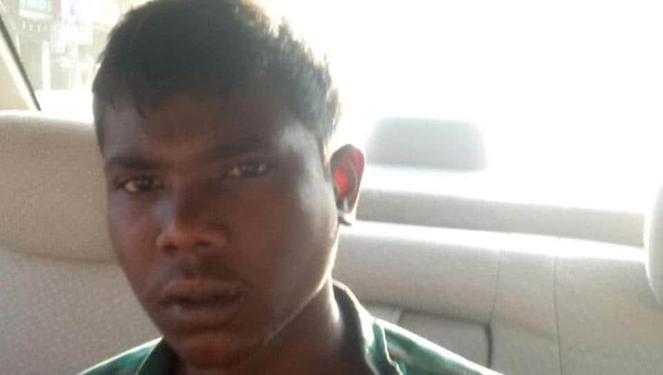 Police arrested the accused, Rahim Shaukat Ali Shaikh, 19, on Wednesday.