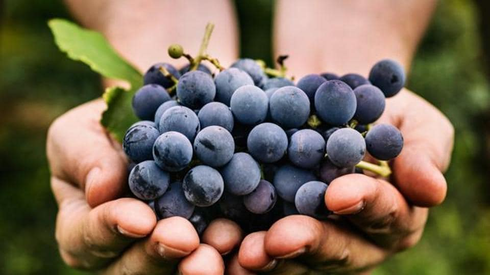 The Spanish New Year's tradition is to eat 12 grapes at midnight to signify good luck achieved for the next 12 months of the year.