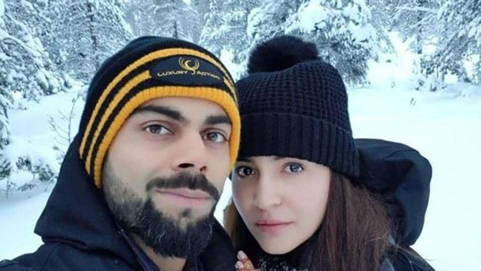 Anushka Sharma and Virat Kohli shared a photo from their honeymoon. Virushka, as they are popularly called, got married in Tuscany earlier this week.