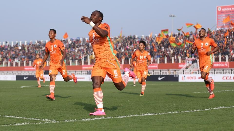 I-League 2017-18,I-League,NEROCA FC