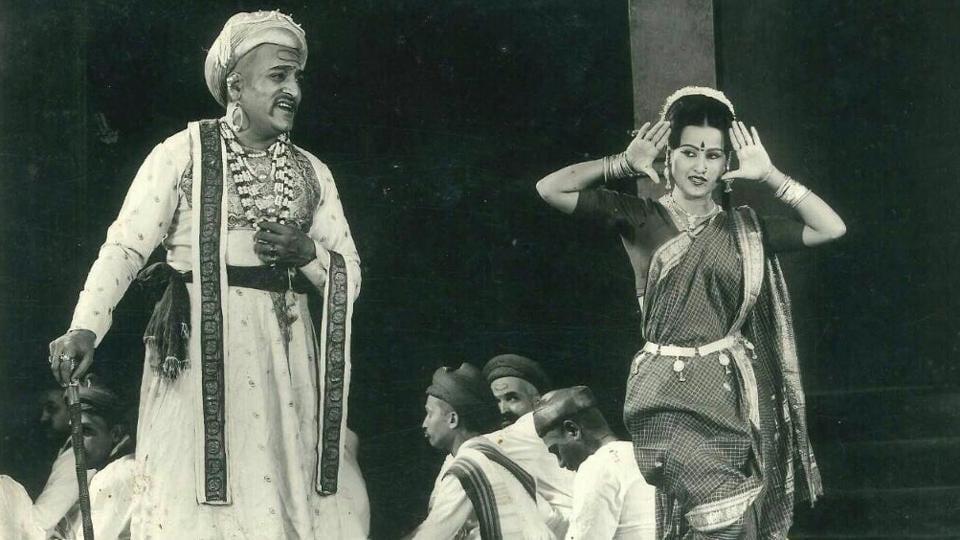 Mumbai,Ghashiram Kotwal,Vijay Tendulkar