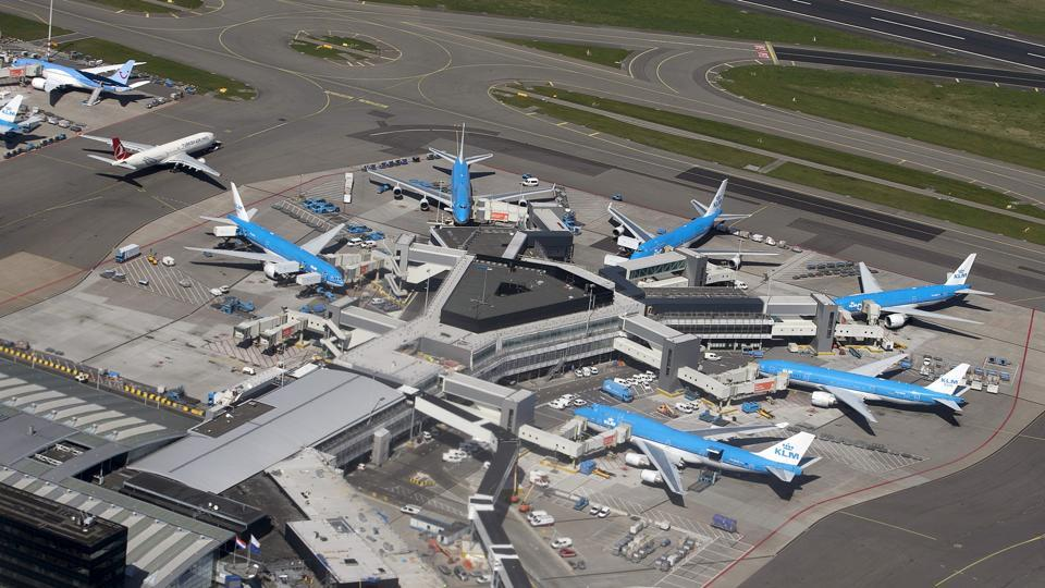 Netherlands,Knife attack,Amsterdam airport