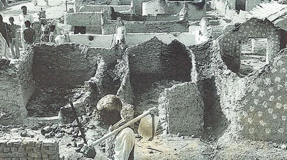 Hardeep Singh Puri,SikhGenocide,1984 riots