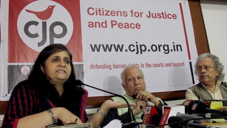 Teesta Setalvad,Supreme Court,2002 Gujarat riots