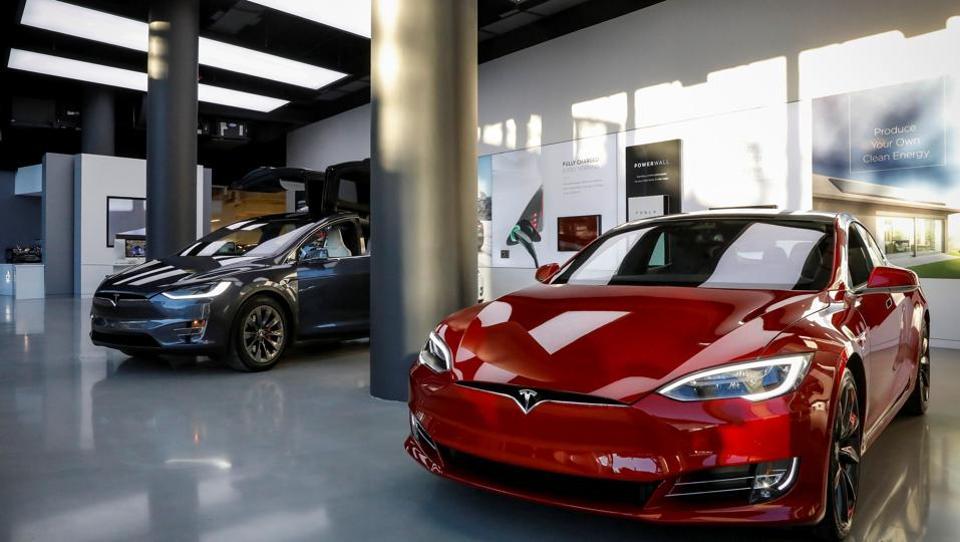 India S First Tesla Car Registered In Mumbai Mumbai News