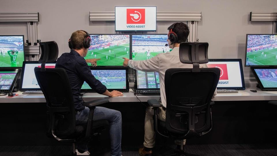 Ligue 1,video assistant referees,VAR