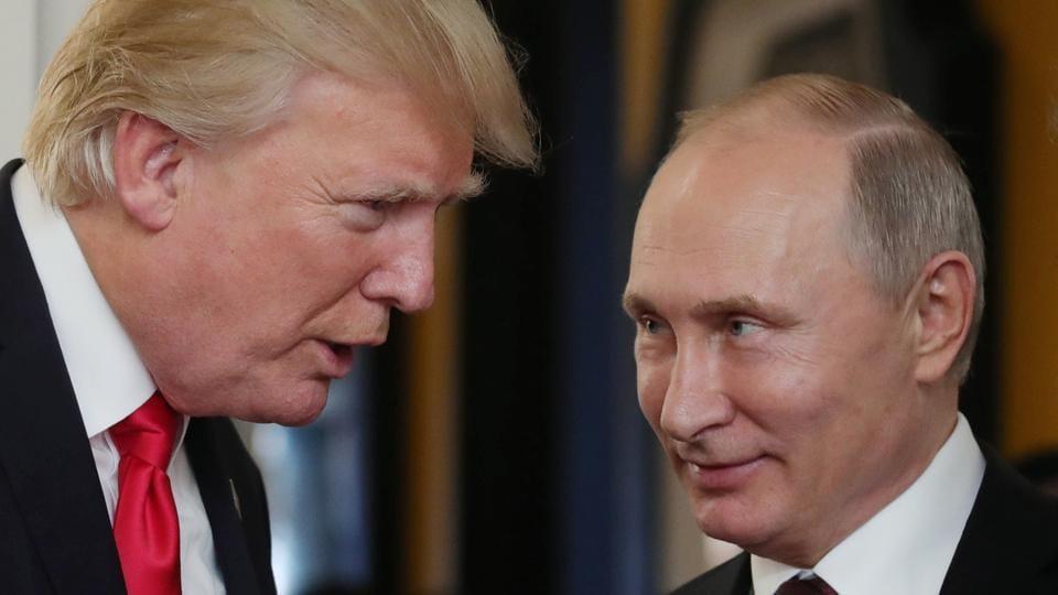 Donald Trump,Vladimir Putin,United States of America