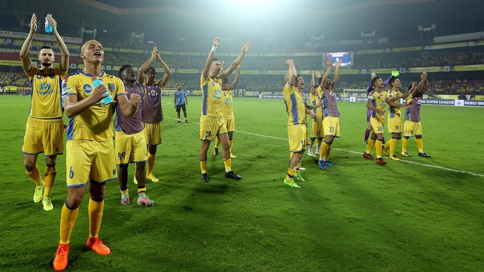Indian Super League, Kerala Blasters FC vs NorthEast United FC, live score