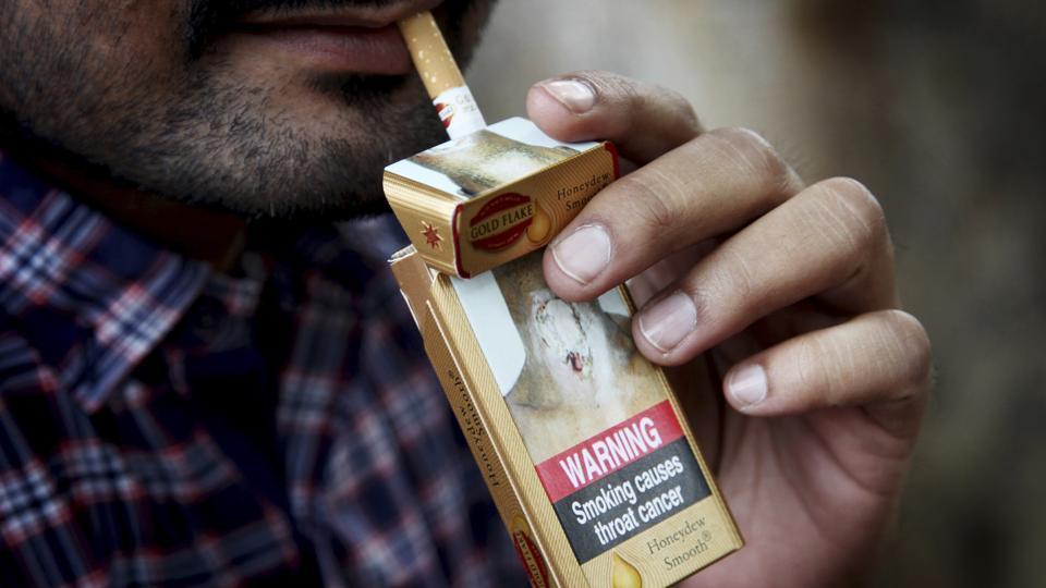 Karnataka court,Tobacco pack,Tobacco warning