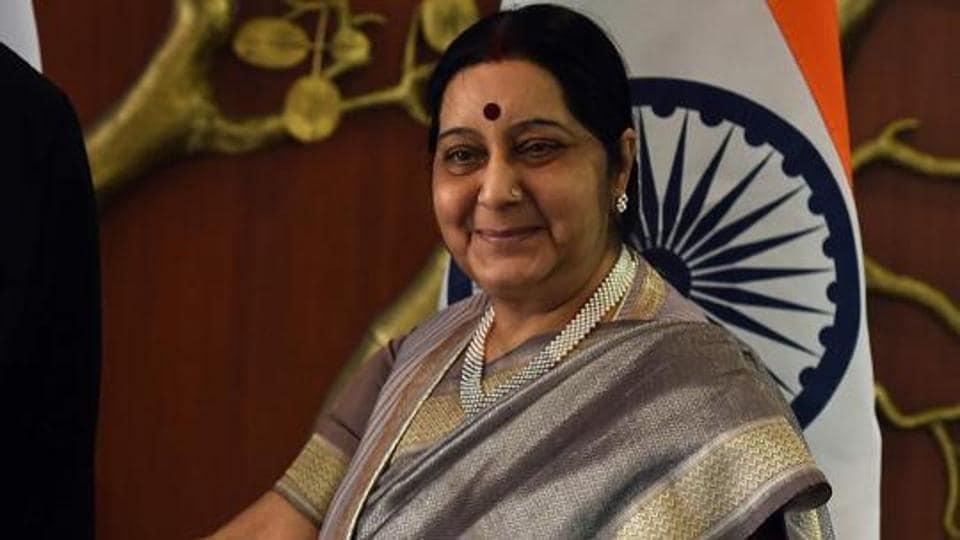 Sushma Swaraj,Medical visa,Pakistan