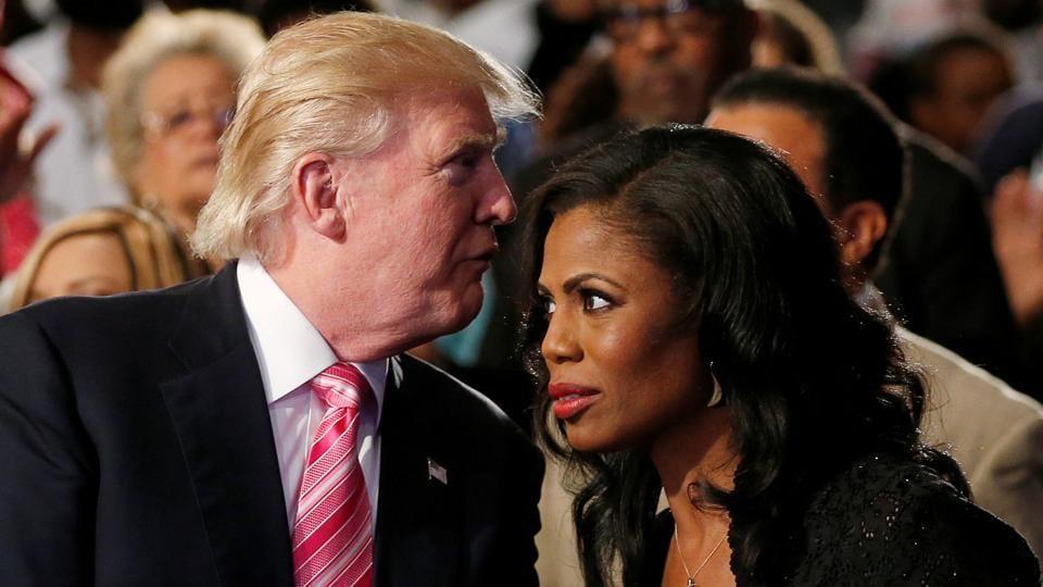 Omarosa Manigault Newman,Donald Trump,Trump administration