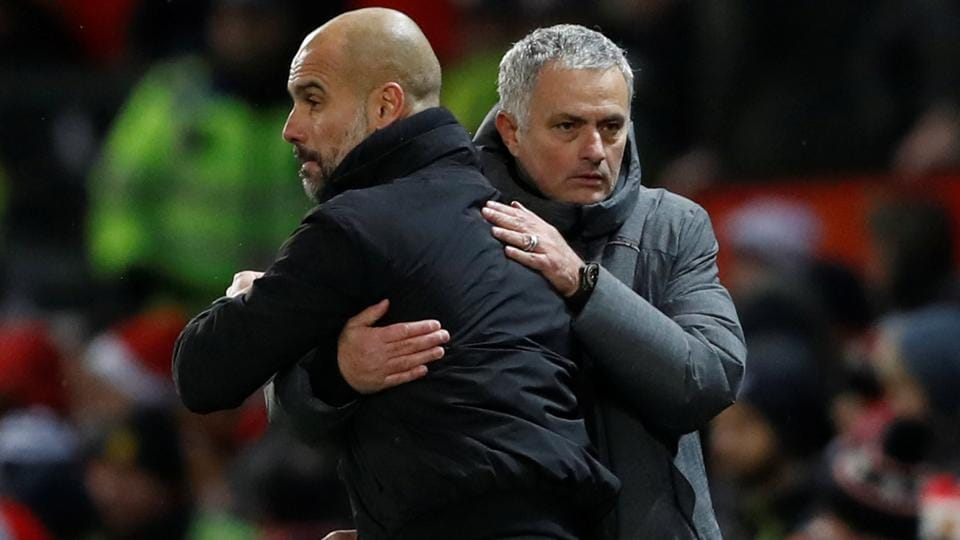 Manchester City manager Pep Guardiola has aimed yet another dig at Manchester United manager Jose Mourinho.