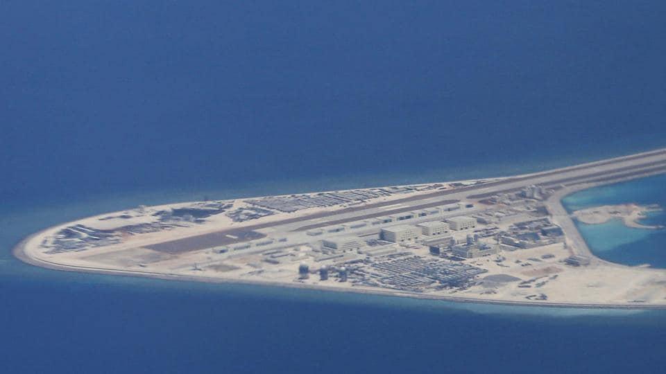 South China Sea,China,Disputed islands South China Sea