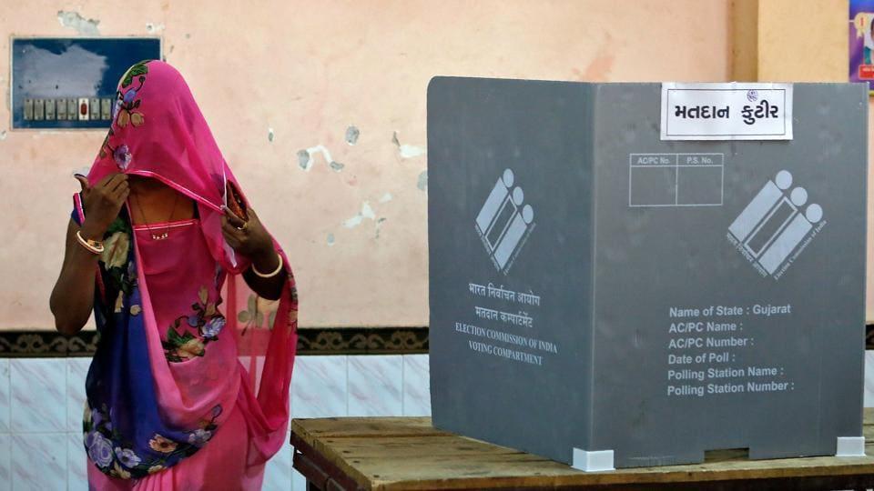 Gujarat elections,Gujarat assembly elections 2017,VVPAT