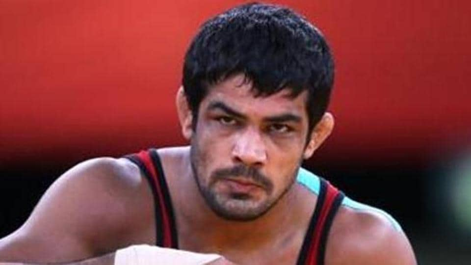 Sushil Kumar is competing at the Commonwealth Wrestling Championship in Johannesburg, South Africa.