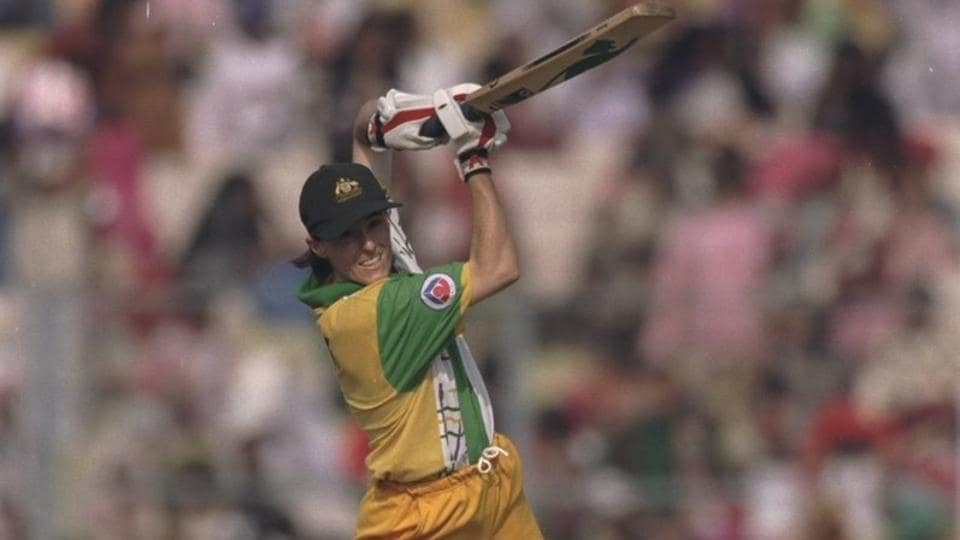 Belinda Clark,Australian women's cricket team,First ODI double century
