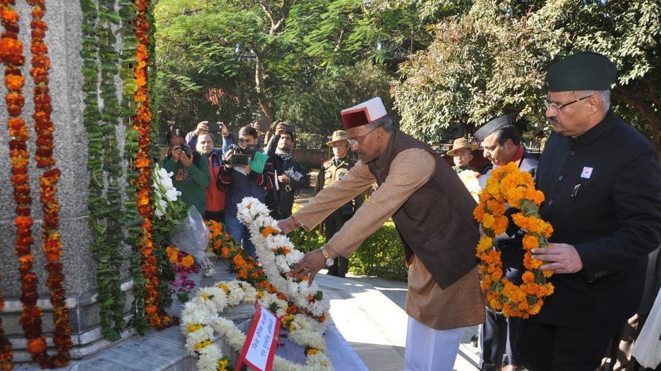 Uttarakhand news,TS Rawat,Vijay Diwas