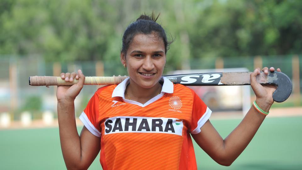 Rani Rampal,Indian women's hockey team,Tokyo Olympics