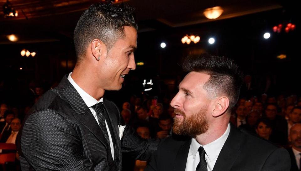 Cristiano Ronaldo,Lionel Messi,Ballon d'Or