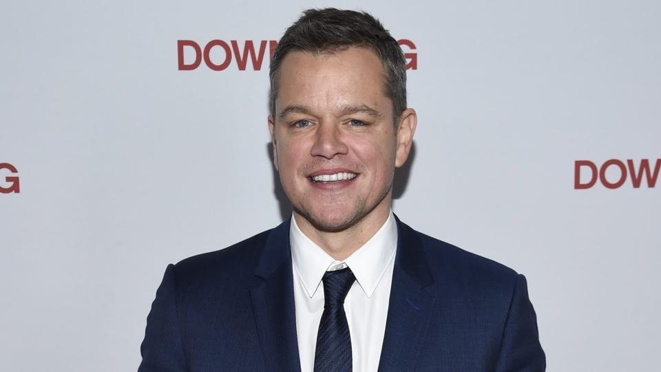 Matt Damon,Sexual Misconduct,Twitter