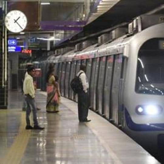 """Union minister Hardeep Singh Puri on Sunday dubbed as """"absurd"""" the suggestions that Delhiites shifted to other modes of transport like cab services or started buying expensive cars due to the recent Metro fare hike."""