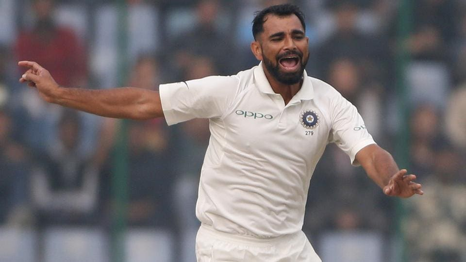 Mohammed Shami will feature for Bengal in their Ranji Trophy semi-final against Delhi.