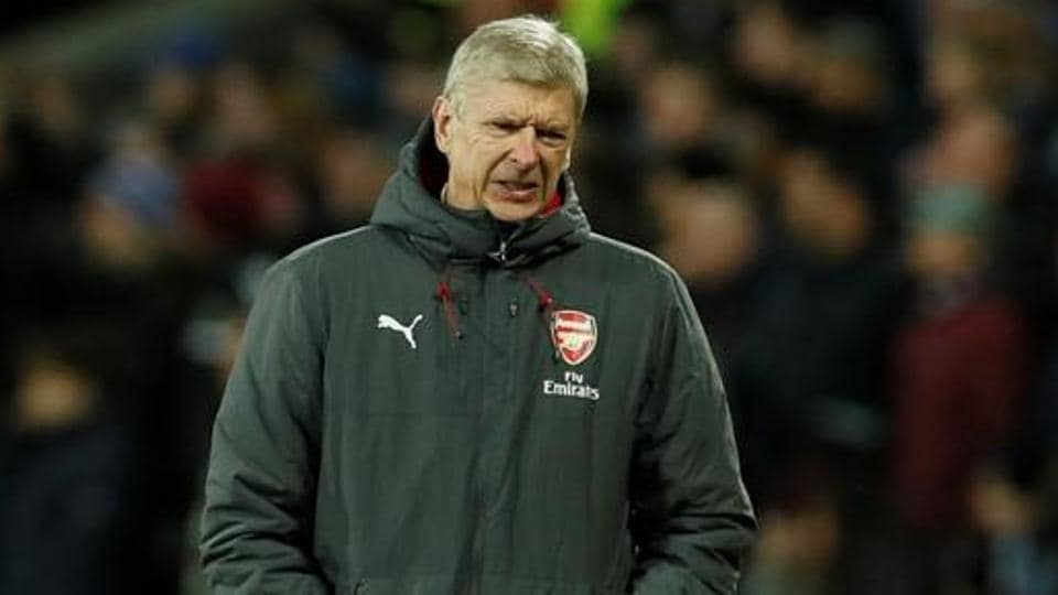 Arsene Wenger-coached Arsenal F.C. sit seventh in the Premier League, having netted 30 goals, level with Tottenham Hotspur F.C. but behind the tallies of Liverpool F.C., Chelsea F.C., Manchester United F.C. and Manchester City F.C..