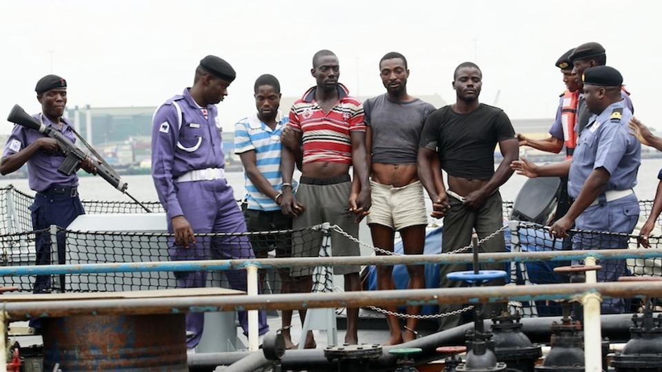 Nigerian Army,sea pirates,Chinese nationals kidnapped