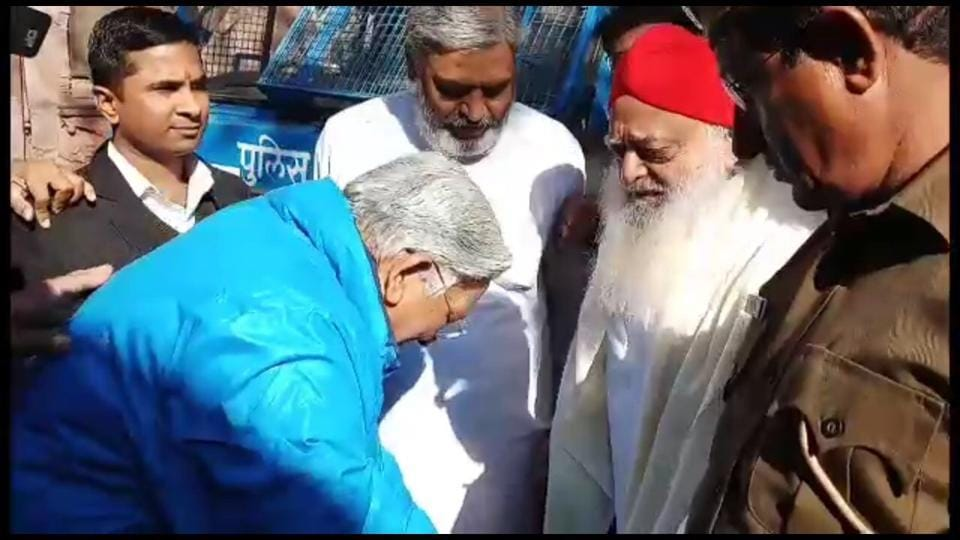 Rajasthan news,Asaram Bapu,Surendra Nath Bhargava