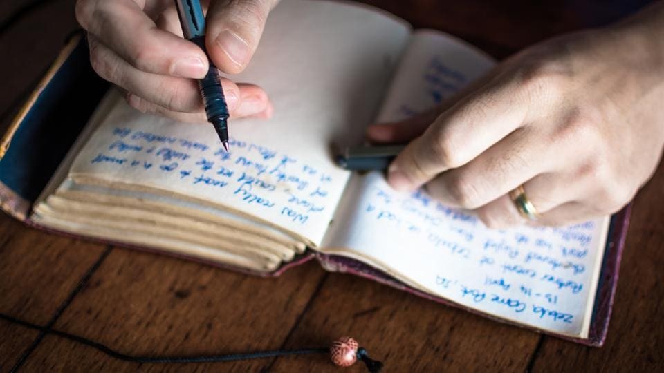 Writing down your thoughts and feelings of gratitude can make you ...