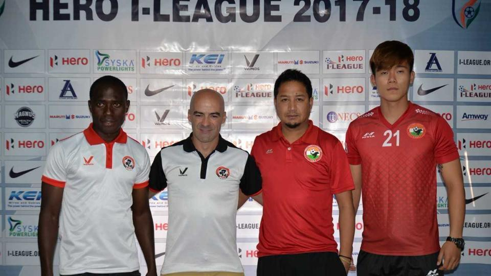 I-League,Aizawl FC,Shillong Lajong