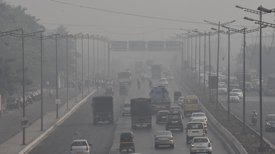 Mumbai air quality,Mumbai pollution,Mumbai