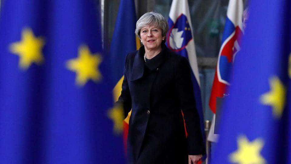Brexit,Theresa May,European Union
